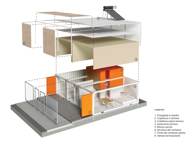 EMERGENCY ARCHITECTURE Salam Medical Centre