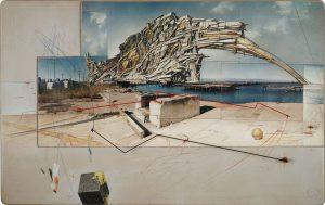 CRISIS ARCHITECTURE – FRANK AKINO MEETS LEBBEUS WOODS