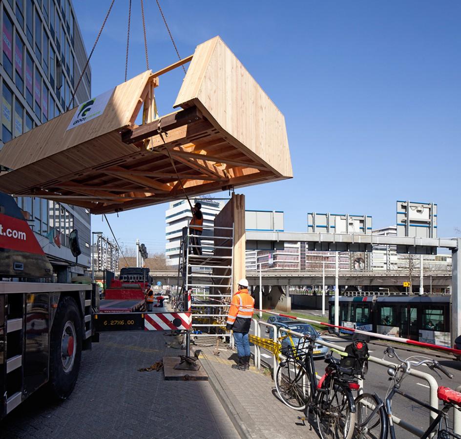 DESIGN AS A BRIDGE - ZUS AO - LUCHTSINGEL