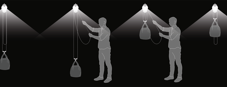GRAVITYLIGHT - ALL YOU NEED IS A WEIGHT