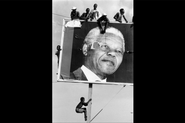 COMMEMORATING MANDELA (1) - IAN BERRY