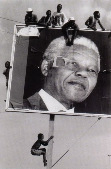 COMMEMORATING MANDELA (1) - IAN BERRY