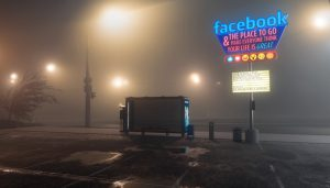 SIGNS OF THE TIMES – MIKE CAMPAU: HOW ANTISOCIAL ARE MY SOCIAL MEDIA