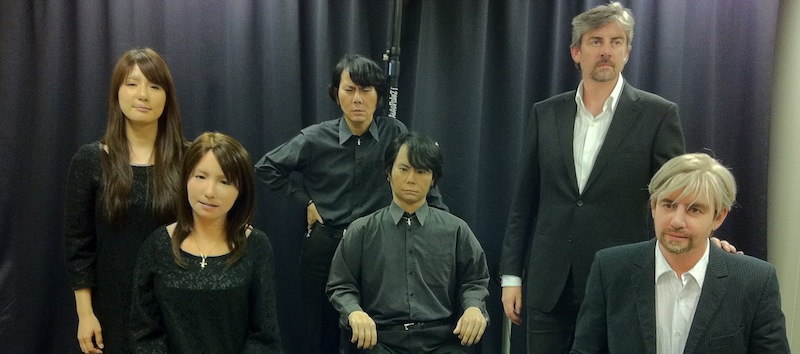MEET HIROSHI ISHIGURO
